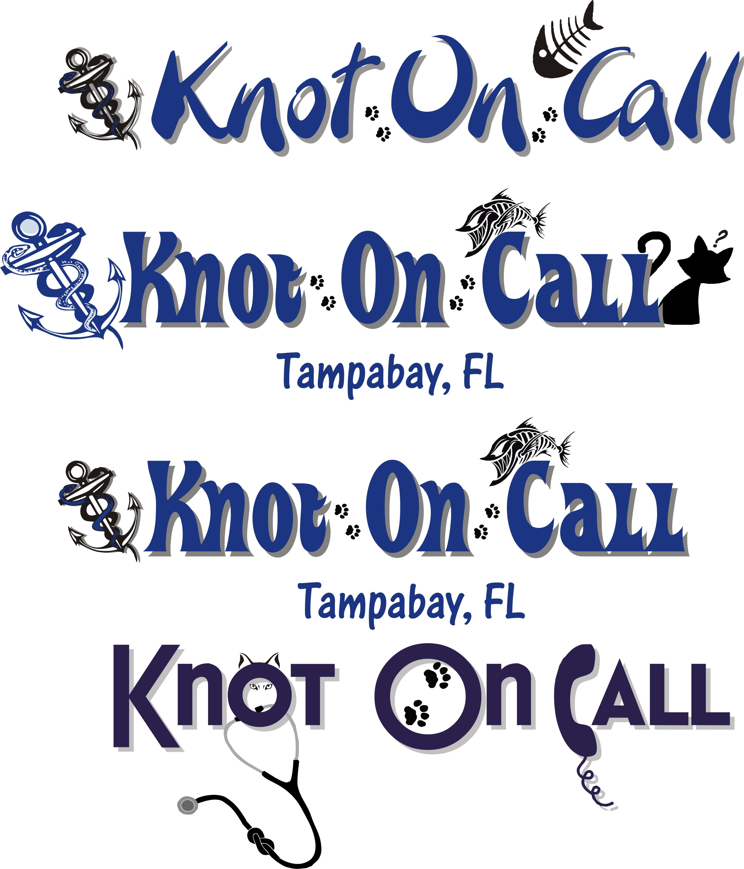 KNOT ON CALLConcept Designs