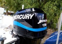 Mercury 150 Graphics