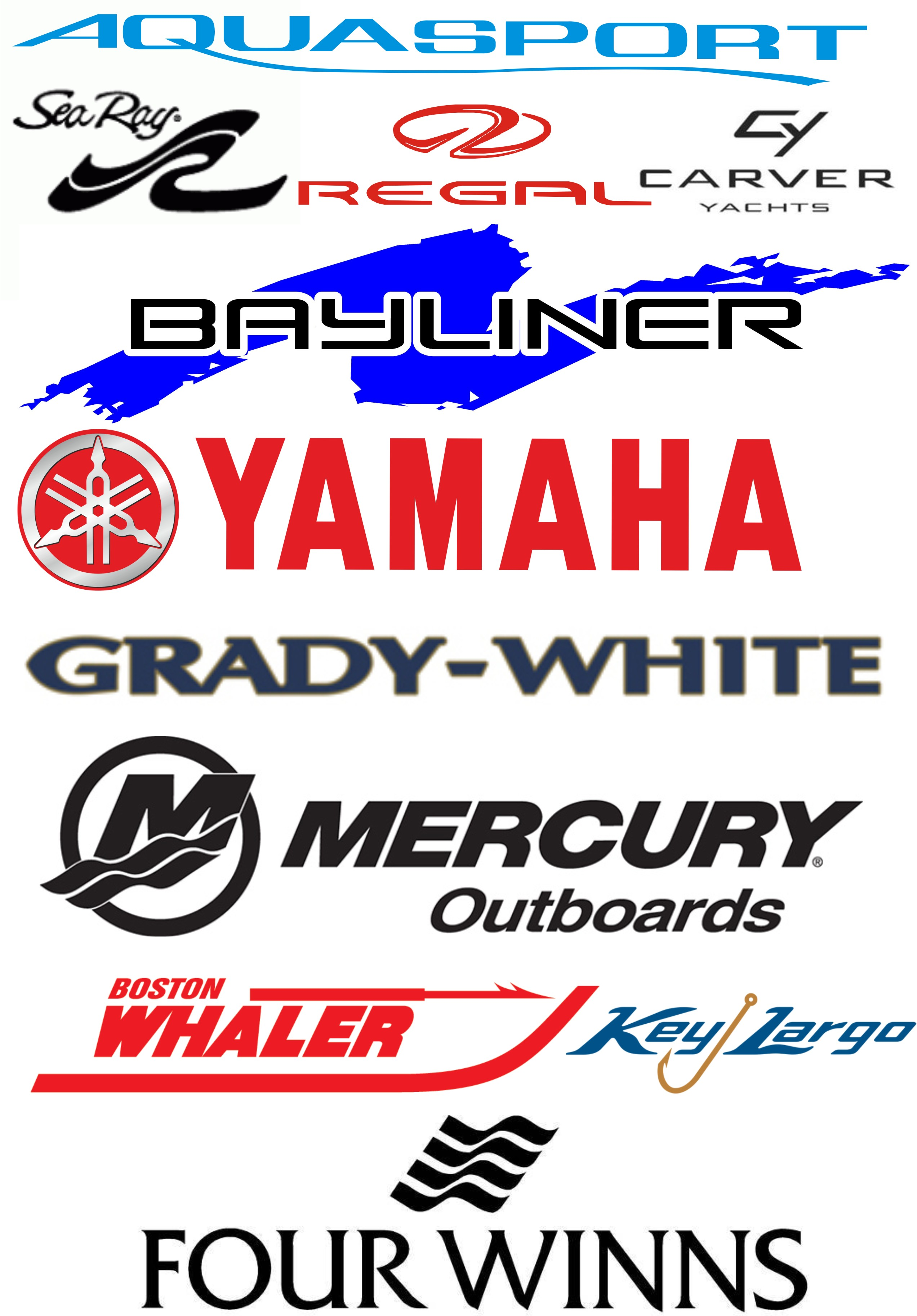 Replacing Your Boat Manufacturers Brand Logos and Pinstriping – Boat ...