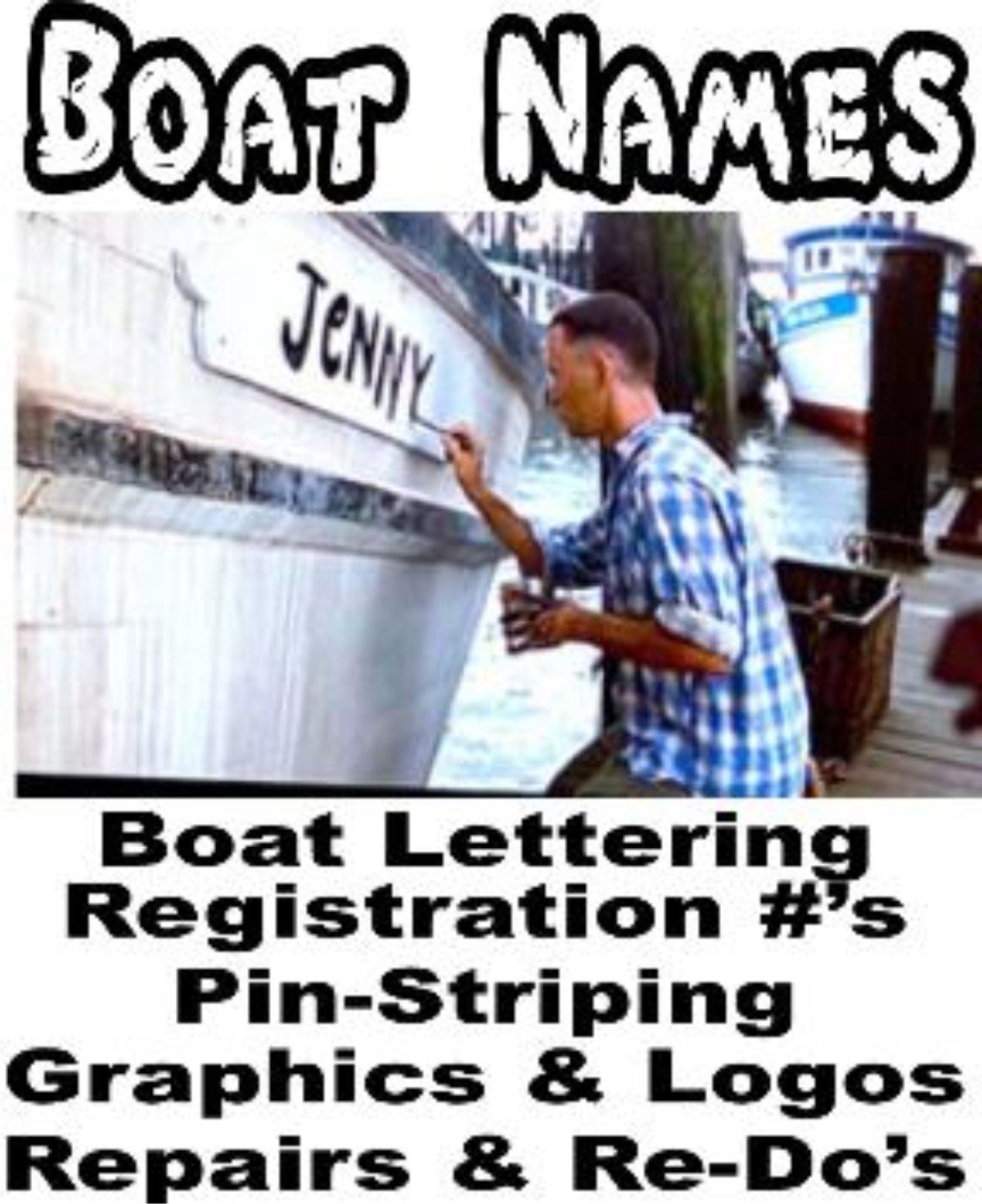how to change name of a boat