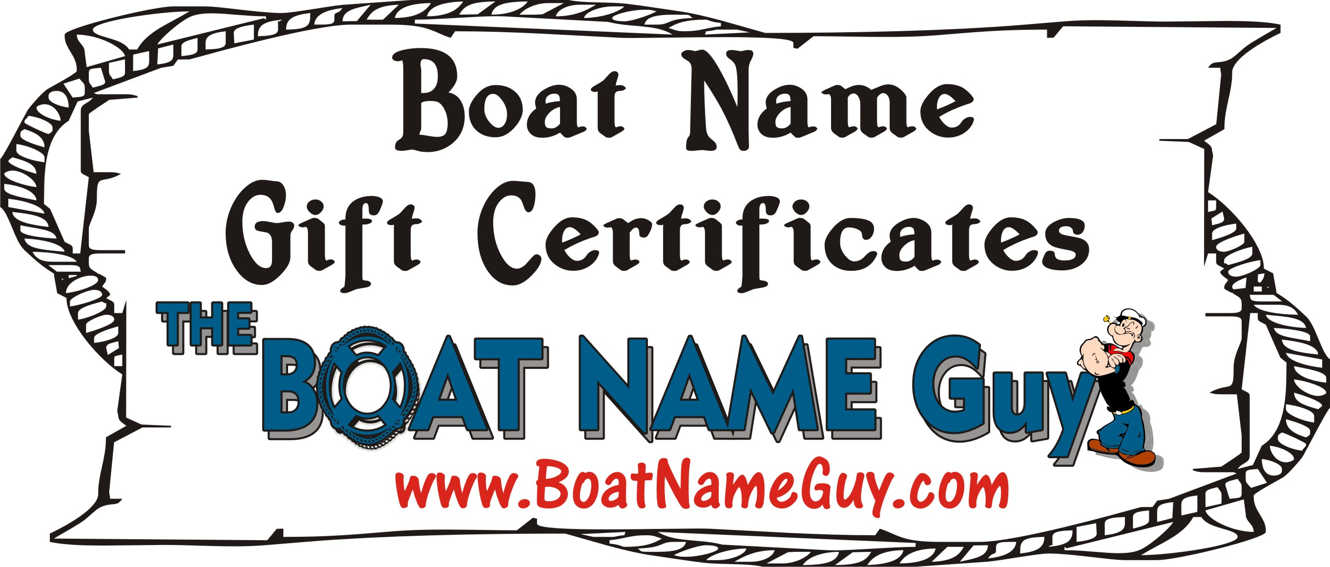Perfect gift for the Captain or boat owner