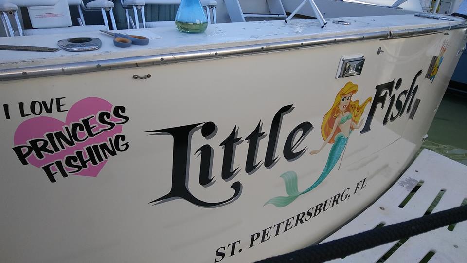 Little Fish St. Petersburg, Florida