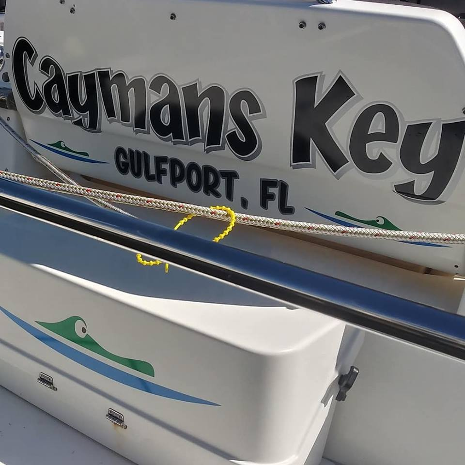 Caymans Key Boat Anme