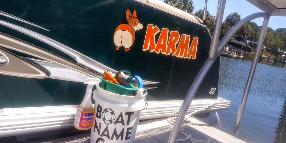 Karma Boat Name