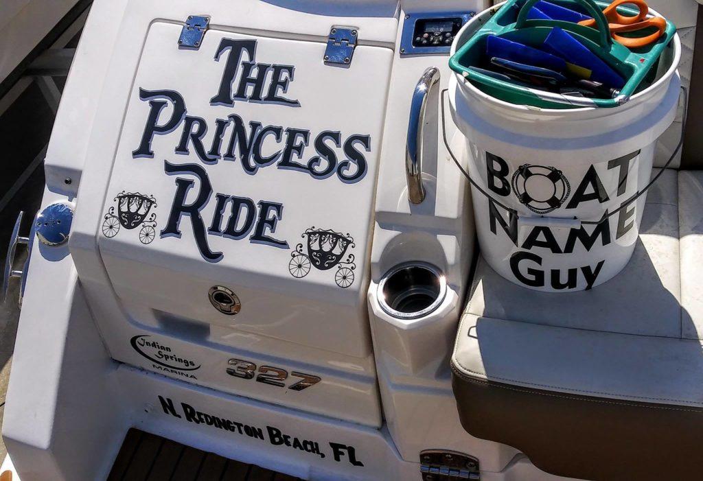 The Princess Ride